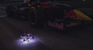 Red Bull влаштували Формулу-1 серед безпілотників