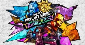 Нове доповнення до Borderlands  3 –  Psycho Krieg and the Fantastic Fustercluck  вже стало доступним!