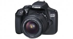 Новая камера Canon EOS 1300D