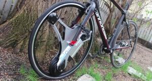 Колесо GeoOrbital перетворює звичайний велосипед у електробайк