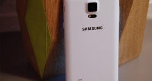 Samsung показала главные фичи Galaxy Note 4 и Gear S