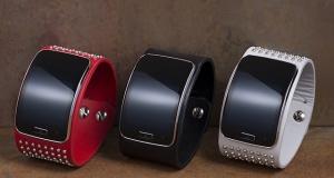 Samsung представила модную линейку часов Gear S Diesel Black Gold