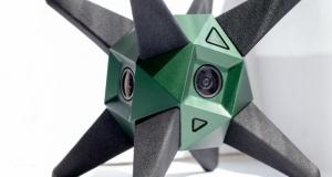 360-градусная камера Sphericam 2 записывает видео в разрешении 4K