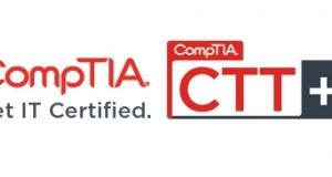 Сертифікації CompTIA для ІТ-фахівців. Як отримати Інструкторську Сертифікацію CompTIA CTT+ (Certified Technical Trainer)