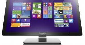 Ультратонкий сенсорный моноблок Lenovo A740 доступен в Украине