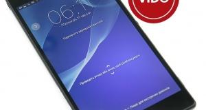Обзор фаблета Sony Xperia T2 Ultra Dual: глянцевый, сияющий
