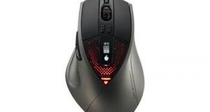 В Украине доступна новая игровая мышь CM STORM Sentinel Advance II TwinLaser Gaming 8200 DPI