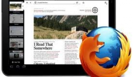 Mozilla нацелилась на iPad