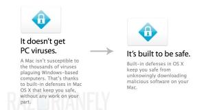 Компания Apple больше не утверждает, что вирусы ей не страшны