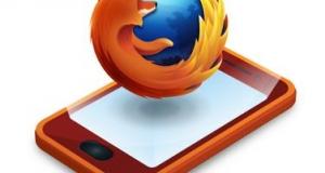 Операционная система Firefox с HTML 5