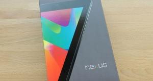 Пятница 13-е – первый день доставки предзаказов на планшеты Nexus 7