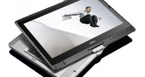 Новые устройства на Windows 8 от Fujitsu