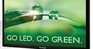 27 дюймов энергоэффективности от ViewSonic