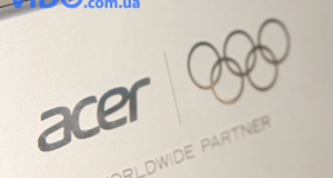 Acer Aspire V3 Special Edition: олимпийская мощь (Видео)