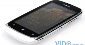 Nokia Lumia 610: бюджетный Windows Phone