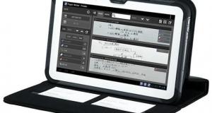 Защищенные Android-планшеты – видение Casio