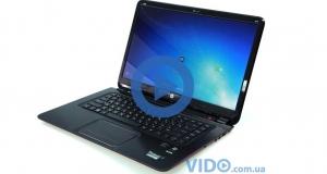Видеообзор HP Envy 6: ультрабук – это звучит круто!