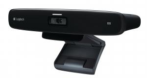 Новая ТВ-камера Logitech со встроенным Skype