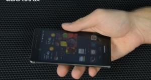 Видеообзор смартфона Huawei Ascend P7: тонкая реальность