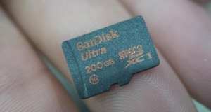 SanDisk выпускает самую объемную флеш-карту microSD на 200 ГБ
