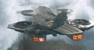 DARPA займется созданием летающего авианосца в стиле Мстителей