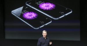 Apple может убрать центральную клавишу из iPhone, заменив её сенсорным экраном