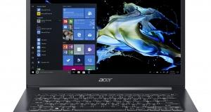 Ноутбук серії TravelMate X5 — найлегша і найтонша модель Acer