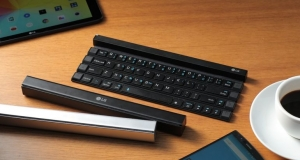LG атакует рынок мобильных аксессуаров с клавиатурой Rolly Keyboard