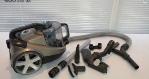 Видеообзор пылесоса Philips PowerPro Expert FC9714/01: ни одной пылинки