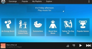 Google купила музыкальное приложение Songza