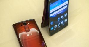 LG показала миру новый изогнутый G Flex 2 в официальном видео