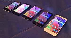 Компания ASUS провела в Киеве презентацию новых смартфонов ZenFone