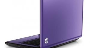 Обновления и новые модели ноутбуков от НР