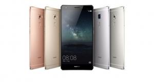 Новый Huawei Mate S: инновационные сенсорные функции