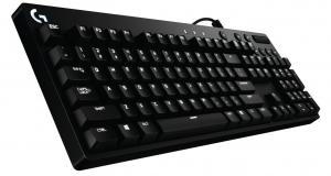 Игровые клавиатуры Logitech G с переключателями Cherry