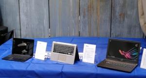 ASUS представила в Україні нові ноутбуки серій ZenBook і ROG