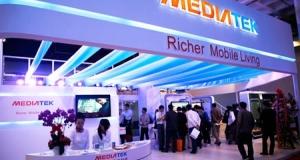 MediaTek представит восьмиядерный процессор с поддержкой 4G и QHD