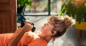 Бездротові навушники Philips: активність та свобода дій у кожному русі