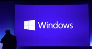 Microsoft сообщила дату презентации Windows 9