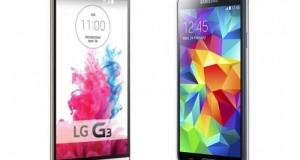 Samsung и LG представят обновленные флагманы с процессорами Snapdragon 805