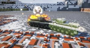 World of Tanks переобула танки в зимнее