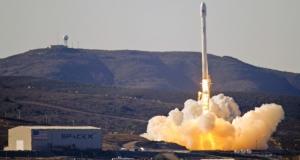 SpaceX Falcon 9 сертифицирован для миссий Министерства обороны США