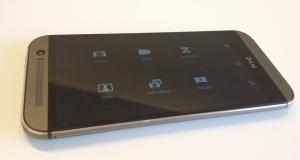 Первое фото черного HTC One M8