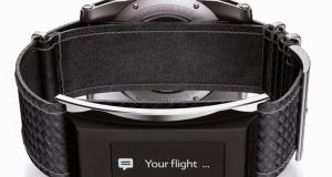 Montblanc – новый ремешок e-Strap сделает роскошные часы немного умнее