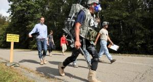 DARPA тестирует экзоскелеты для солдат