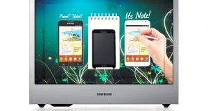 Первый all-in-one ПК от Samsung с прозрачным дисплеем