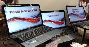 Toshiba догоняет конкурентов – первый гибридный жесткий диск на 1Тб