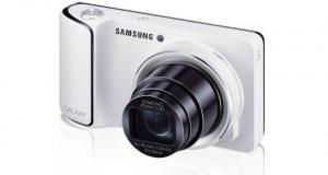 Samsung GALAXY Camera - официально