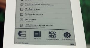 Эксклюзивно с IFA 2012: обновленный ридер PocketBook Basic