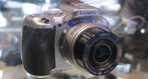 Репортаж IFA 2012: Panasonic представил новую беззеркальную камеру Lumix G5